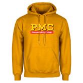 Gold Fleece Hoodie-PMC