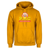 Gold Fleece Hoodie-PMC Stacked