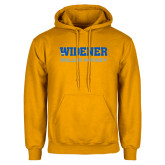 Gold Fleece Hoodie-Roller Hockey