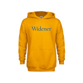 Youth Gold Fleece Hoodie-Widener
