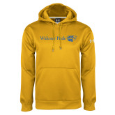 Under Armour Gold Performance Sweats Team Hoodie-Widener Pride Flat