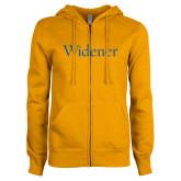 ENZA Ladies Gold Fleece Full Zip Hoodie-Widener