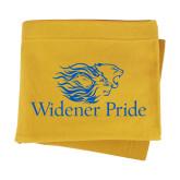 Gold Sweatshirt Blanket-Widener Pride