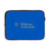 13 inch Neoprene Laptop Sleeve-Primary Mark with Shield