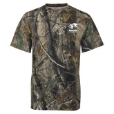 Realtree Camo T Shirt-Widener Athletics