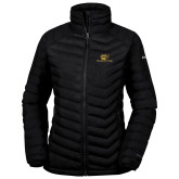 Columbia Lake 22 Ladies Black Jacket-Widener Pride