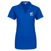 Ladies Royal Dry Zone Grid Polo-Widener Athletics