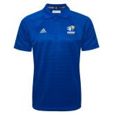 Adidas Climalite Royal Jacquard Select Polo-Widener Athletics