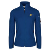 Columbia Ladies Full Zip Royal Fleece Jacket-Widener Pride