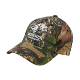 Mossy Oak Camo Structured Cap-Widener Athletics