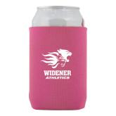 Neoprene Hot Pink Can Holder-Widener Athletics