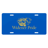 License Plate-Widener Pride