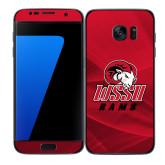 Samsung Galaxy S7 Edge Skin-WSSU Rams
