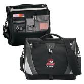 Slope Black/Grey Compu Messenger Bag-WSSU Rams