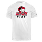 Russell Core Performance White Tee-WSSU Rams