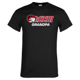Black T Shirt-Grandpa