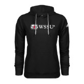 Adidas Climawarm Black Team Issue Hoodie-Ram WSSU