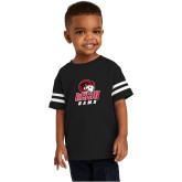 Toddler Black Jersey Tee-WSSU Rams