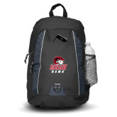Impulse Black Backpack-WSSU Rams