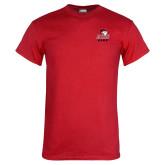 Red T Shirt-WSSU Rams