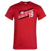 Red T Shirt-Class of 19