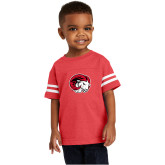 Toddler Vintage Red Jersey Tee-Ram Head