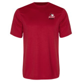 Performance Red Tee-WSSU Rams
