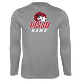 Performance Steel Longsleeve Shirt-WSSU Rams