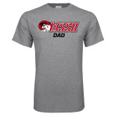 Grey T Shirt-Dad