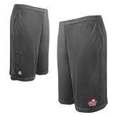 Russell Performance Charcoal 10 Inch Short w/Pockets-WSSU Rams