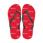 Full Color Flip Flops-Ram WSSU