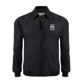 Black Players Jacket-Stacked WSSU Rams
