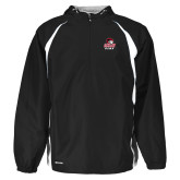 Holloway Hurricane Black/White Pullover-WSSU Rams