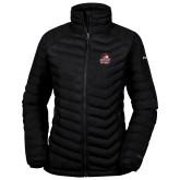 Columbia Powder Lite Ladies Black Jacket-WSSU Rams
