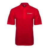 Red Easycare Pique Polo-Ram WSSU