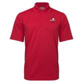 Red Mini Stripe Polo-WSSU Rams