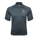 Charcoal Dri Mesh Pro Polo-Stacked WSSU Rams