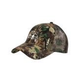 Camo Pro Style Mesh Back Structured Hat-WSSU Ram