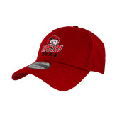 New Era Red Diamond Era 39Thirty Stretch Fit Hat-WSSU Rams