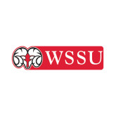 Small Magnet-Ram WSSU, 6 inches wide