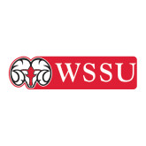 Large Magnet-Ram WSSU, 12 inches wide