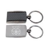 Corbetta Key Holder-WSSU Ram Engraved