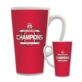 Full Color Latte Mug 17oz-2015 CIAA Football Champs
