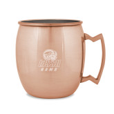 Copper Mug 16oz-WSSU Rams Engraved