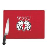 Cutting Board-WSSU Ram
