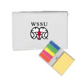 Micro Sticky Book-WSSU Ram