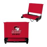 Stadium Chair Red-WSSU Rams