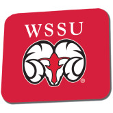 Full Color Mousepad-WSSU Ram