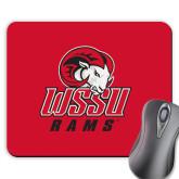 Full Color Mousepad-WSSU Rams
