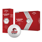 Callaway Chrome Soft Golf Balls 12/pkg-WSSU Rams